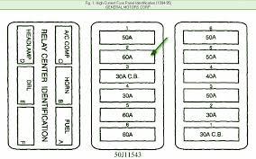 cadillaccar wiring diagram page 13 1994 cadillac deville fuse box diagram