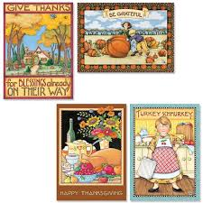 mary engelbreit thanksgiving greetings cards