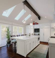 lighting a vaulted ceiling. Large Size Of Ceiling:12 Foot Ceiling Kitchen Cabinets Vaulted Lighting With A /