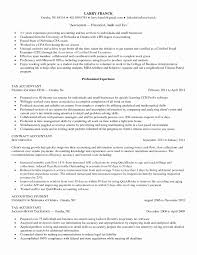 Accounting Resume Samples Canada Best Of Puter Science Resume Canada