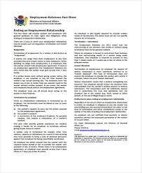 employment information sheet 32 fact sheet templates in pdf free premium templates