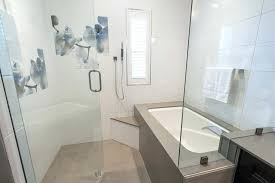 soaking tub shower combination excellent soaking tub shower combo bathroom farmhouse with decorative tile pertaining to