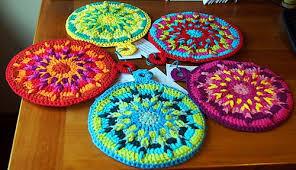 Free Crochet Hot Pad Patterns