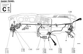 the 1990 engine compartment wiring harness dsmtuners