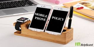 Mobile Usage Policy In Office Sample Cell Phone Policy In