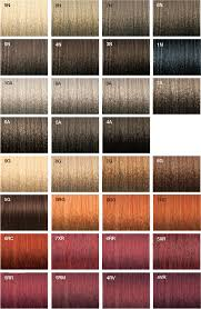 Joico Hair Color Chart Vero K Pak Color System Swatches Joico In 2019 Joico