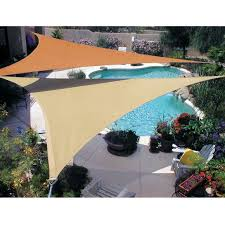 coolaroo outdoor shades. Coolaroo Outdoor Shades | Triangular Shade Sail Product Products Name .