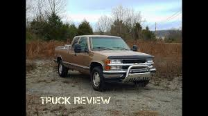 1996 Chevy K1500 Silverado / Truck Review - YouTube
