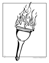 summer olympics coloring pages woo