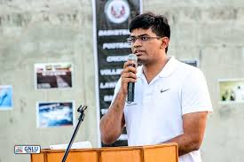 Varun Chauhan, Law Graduate, GNU, on being the batch topper, a sports  enthusiast and receiving a PPO from AMSS – SuperLawyer – share your career  experience and professional insights with law students