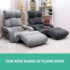 Lounge-Sofa-Bed-Floor-Armchair-Folding-Recliner-Chaise-