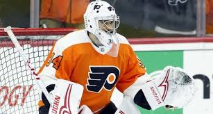 flyers philly flyers blue jackets preview goalie petr mrazek expected to make his