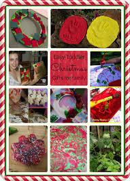 10 Ways To Create Holiday Art With Your Babyu0027s Hand And Footprints Toddler Christmas Crafts For Gifts