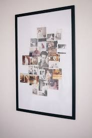 multiple picture frames family. I Really Like This Idea: Put A Collage Of Old Family Photos In Large Frame With Plenty White Matting Around The Edges. Multiple Picture Frames F