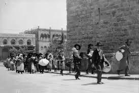 Moti in Palestina del 1929