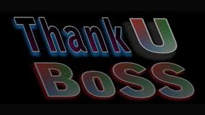 thank you boss first look thank you boss first look