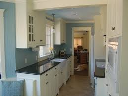 paint color for small kitchen with white cabinets
