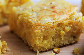 Moist And Hearty Cornbread Recipe Online Food Blogger