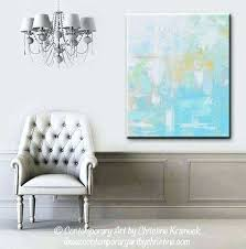exciting blue and gray wall art lovely original light abstract painting aqua green white china on blue gray and white wall art with exciting blue and gray wall art lovely original light abstract