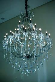 luminous collection 48 wide crystal chandelier um size of contemporary chandeliers large rustic kitchen