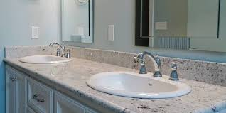 Install Bathroom Sink Inspiration How To Replace A Bathroom Countertop HomeAdvisor