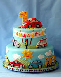 Birthday Cake Ideas For Him Party Truck Birthday Cakes Birthday