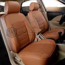 honda civic seat cover brown color