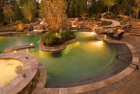 outdoor lighting perspectives pool lights