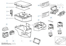 fuse box bmw 8 e31 840ci m62 usa fuse box