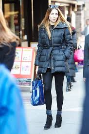 would you wear a puffer jacket