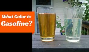 What Color Is Gasoline Mycarpick