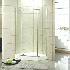 36 corner shower shower door x