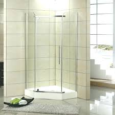36 corner shower shower door x