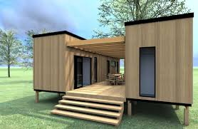 Delightful Shipping Container House Designs Ideas