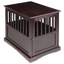dog crates as furniture. Amazon.com: Dog Kennel Wood Bed Large Crate Oversized Pet Cage Wooden Furniture End Table: Supplies Crates As D