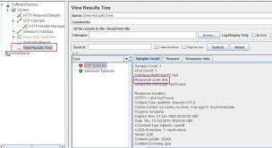 Apache Jmeter Web Test Plan