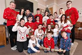 Sue Radford Mother Of Britains Largest Family Expecting