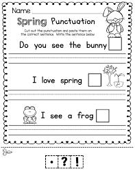 April in Kindergarten - FREEBIES | Writing | Pinterest ...