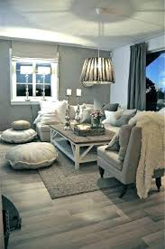 living room decor with light grey couch