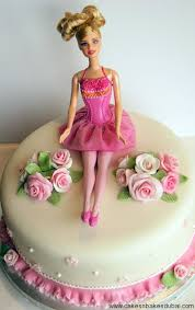 Send Barbie Doll Cake From Vizagfood