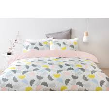 Ginko Quilt Cover Set - Double Bed | Kmart | Property styling ... & Ginko Quilt Cover Set - Double Bed | Kmart Adamdwight.com