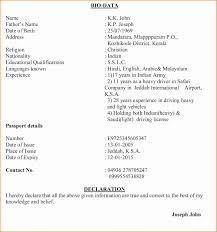 Resume Format Free Download Elegant Resume Examples Templates Best