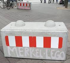 Image result for danke merkel identitaire