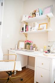 How To Make A Small Office Space Work The Fashionistas Diary