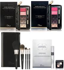 dior makeup palette lip eye color palette travel kit mugeek vidalondon