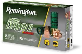 Sabot Slug Ballistics Chart Slugs Remington