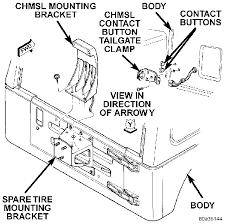 3rd brake light issue jeeps net forum 2005 f150 third brake light wiring harness 80a3b144 gif