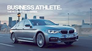 BMW 3 Series bmw 3 series advert : BMW 5 Series 2017 - TV Commercial - YouTube
