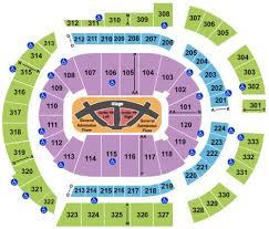 Nassau Coliseum Seating Chart Nkotb 26 True Bridgestone Arena View From My Seat