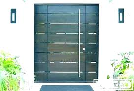contemporary double front doors contemporary double front doors double front doors with glass contemporary double front